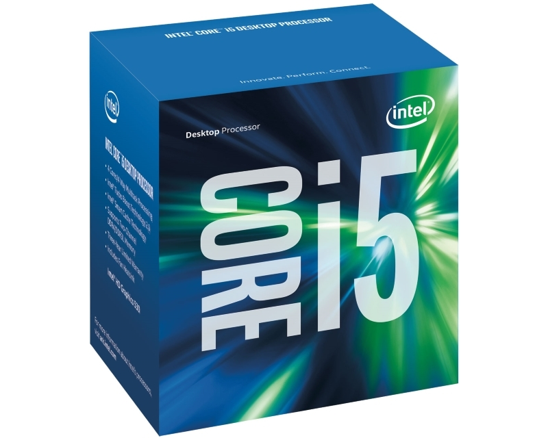 INTEL Core i5-7400 4-Core 3.0GHz (3.5GHz) Box