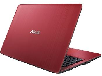 NOTEBOOK ASUS X541NA-GO134, RED