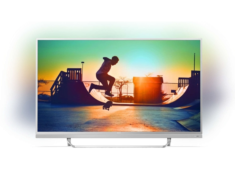 PHILIPS 55 55PUS6482/12 Smart LED 4K Ultra HD Android Ambilight digital LCD TV $