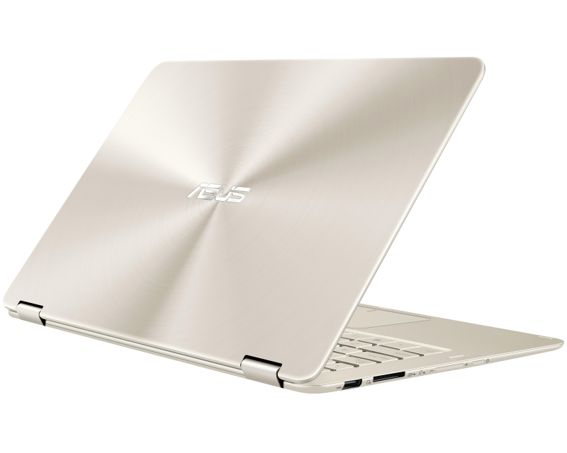 ASUS ZenBook UX360CA-DQ154T 13.3 QHD+ Touch Intel Core m3-7Y30 1.0GHz (2.6GHz) 8GB 256GB SSD Win