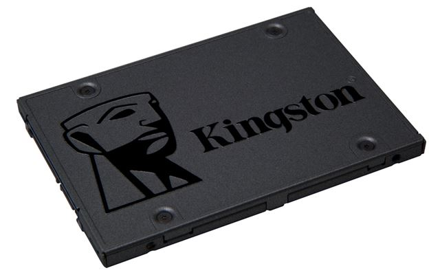 SSD Kingston 120GB A400 Series 2.5 SATA3