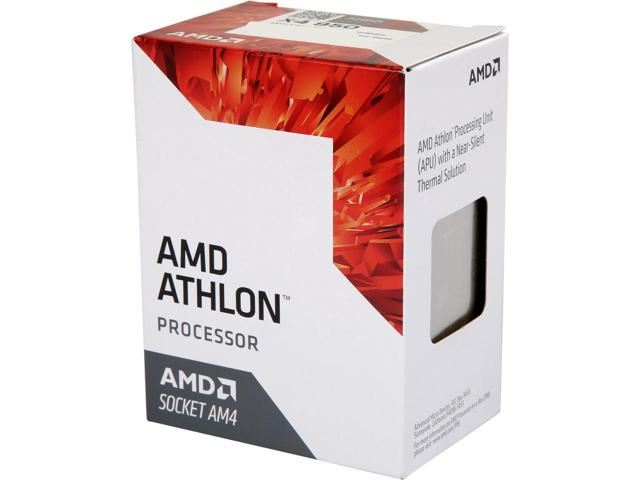 CPU AMD Athlon II X4 950