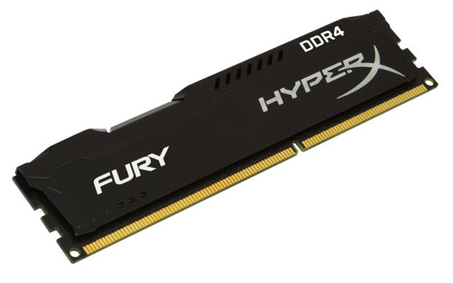 Memorija Kingston  DDR4 8GB 2933MHz HyperX Fury