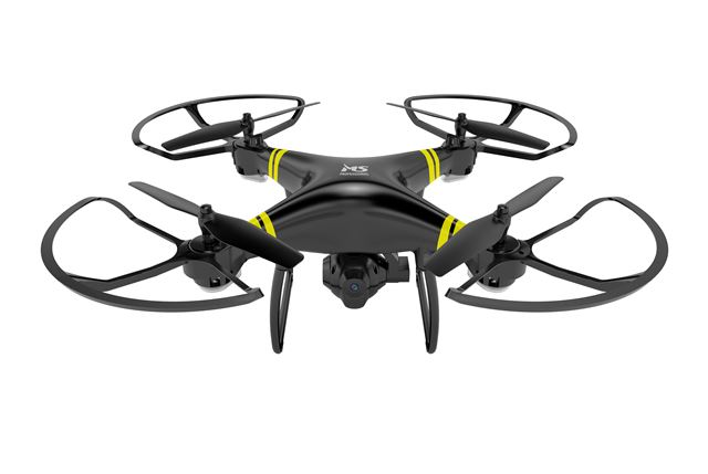 DRON MS BLACK FORCE