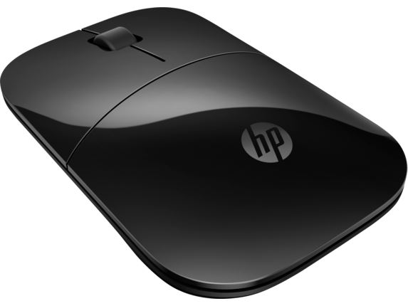 HP ACC Mouse Z3700 Black Wireless Mouse, V0L79AA