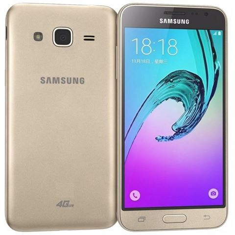 Samsung J320 DS gold