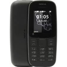 Nokia 105 DS 2017 black