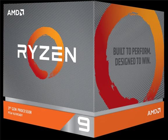 CPU AMD Ryzen 5 3400G