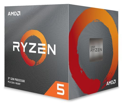 CPU AMD Ryzen 5 3600X