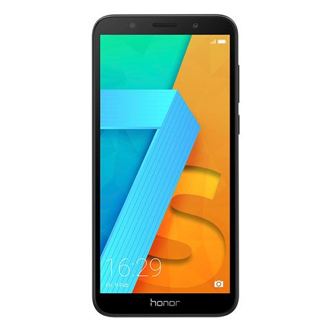 Honor 7S Black-Black