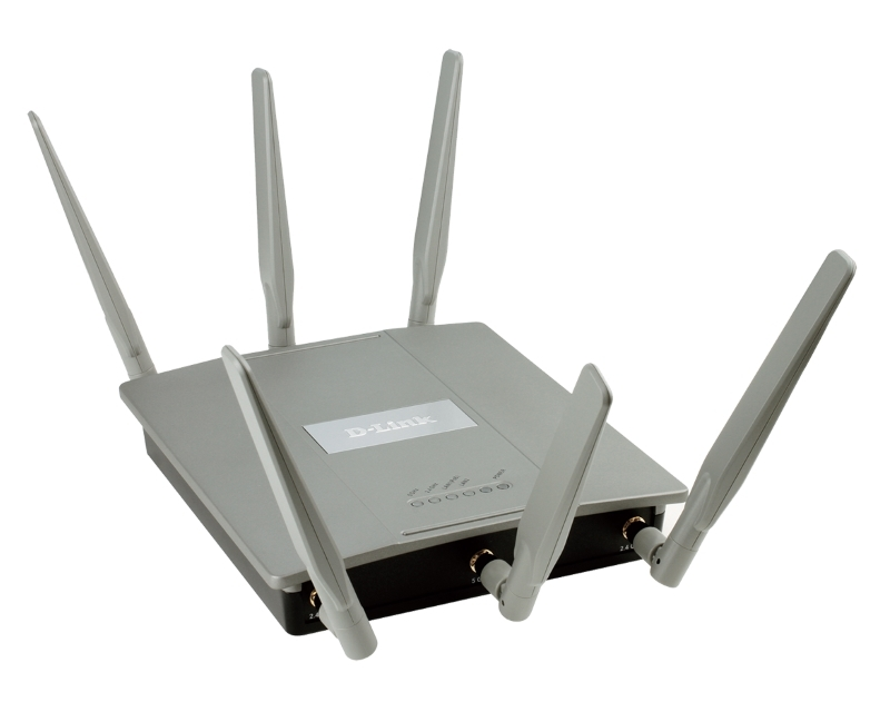 D-LINK DAP-2695 Wireless AC1750 Simultaneous Dual Band PoE Access Point