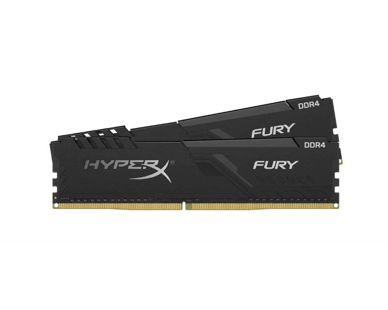KINGSTON DIMM DDR4 32GB (2x16GB kit) 3200MHz HX432C16FB3K2/32 HyperX Fury Black