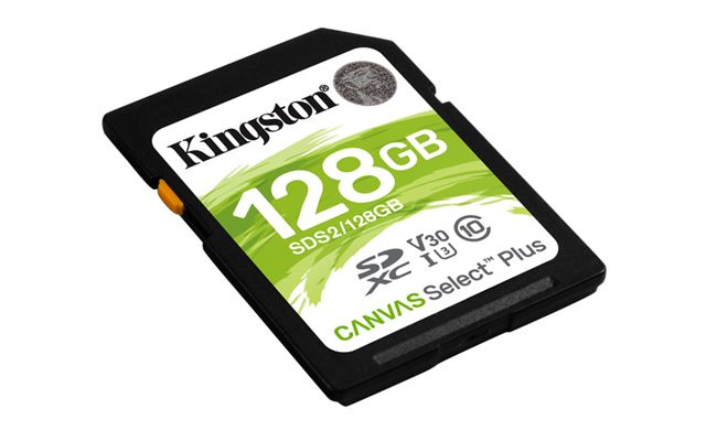 SD CARD.128GB KINGSTON SDS2128GB