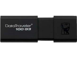KINGSTON 128GB DataTraveler 100 Generation 3 USB 3.0 flash DT100G3/128GB