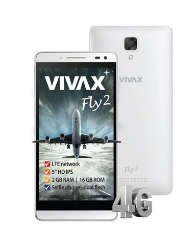 Vivax SMART Fly 2 LTE silver