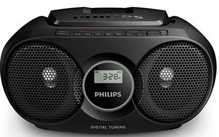 PHILIPS prenosni CD radio AZ215B12